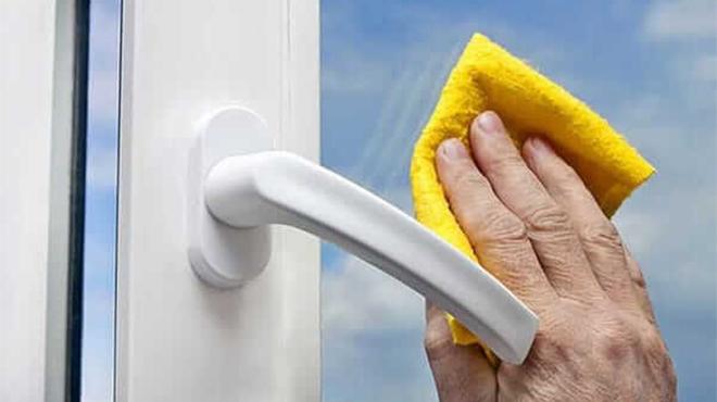 Hướng dẫn cách khắc phục cửa nhôm bị ố vàng