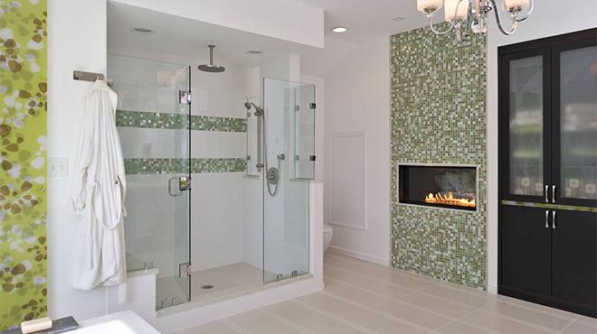 Chọn vách kính cường lực cho phòng tắm chuẩn nhất
