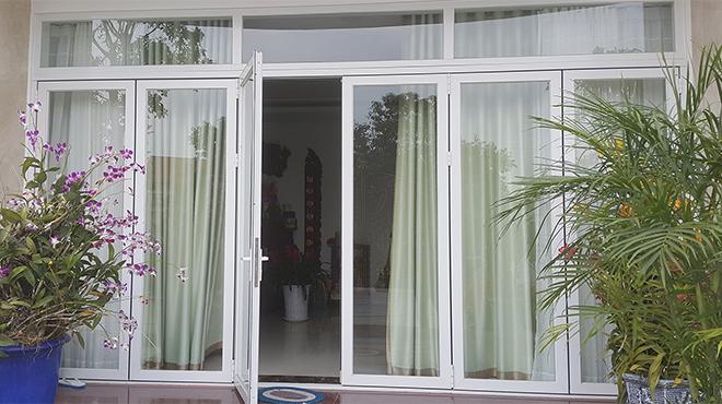 Cách chống nóng cho cửa nhôm kính hiệu quả